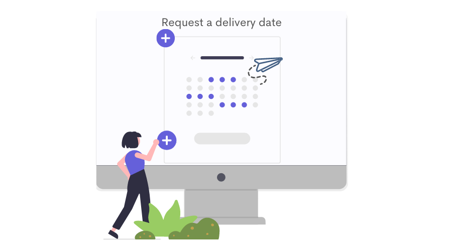 ELEX WooCommerce Choose Your Delivery Date | Allows Customers to Choose a Desired Delivery Date