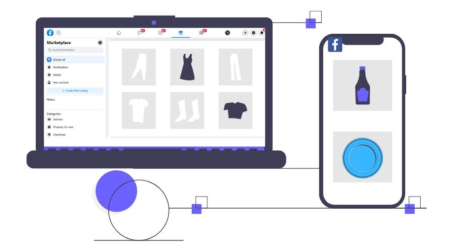 ELEX WooCommerce Catalog Feed for Facebook & Instagram Plugin | Feature Your Products on Facebook Marketplace Seamlessly