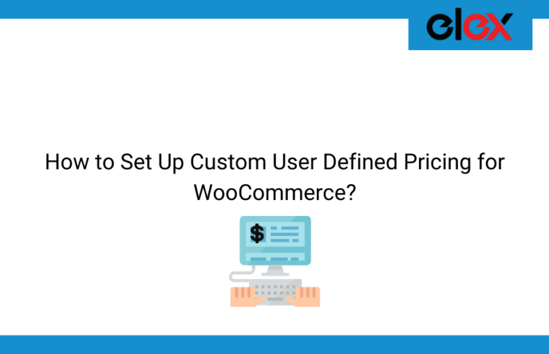 How to Set Up Custom User Defined Pricing for WooCommerce | Blog Banner
