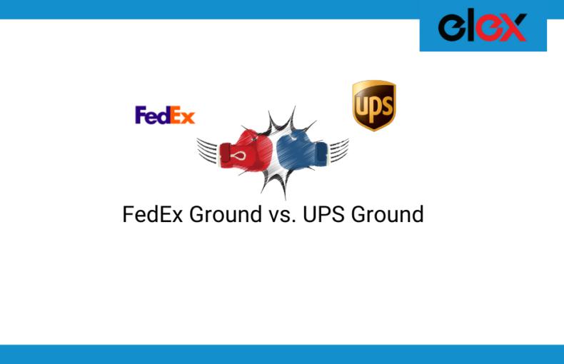 FedEx Ground vs. UPS Ground