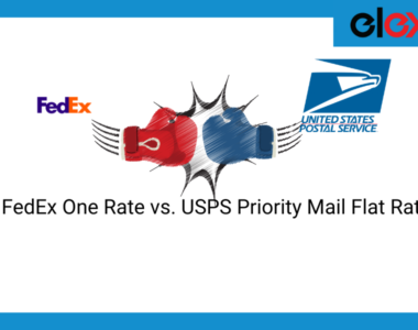 FedEx One Rate vs. USPS Priority Mail Flat Rate