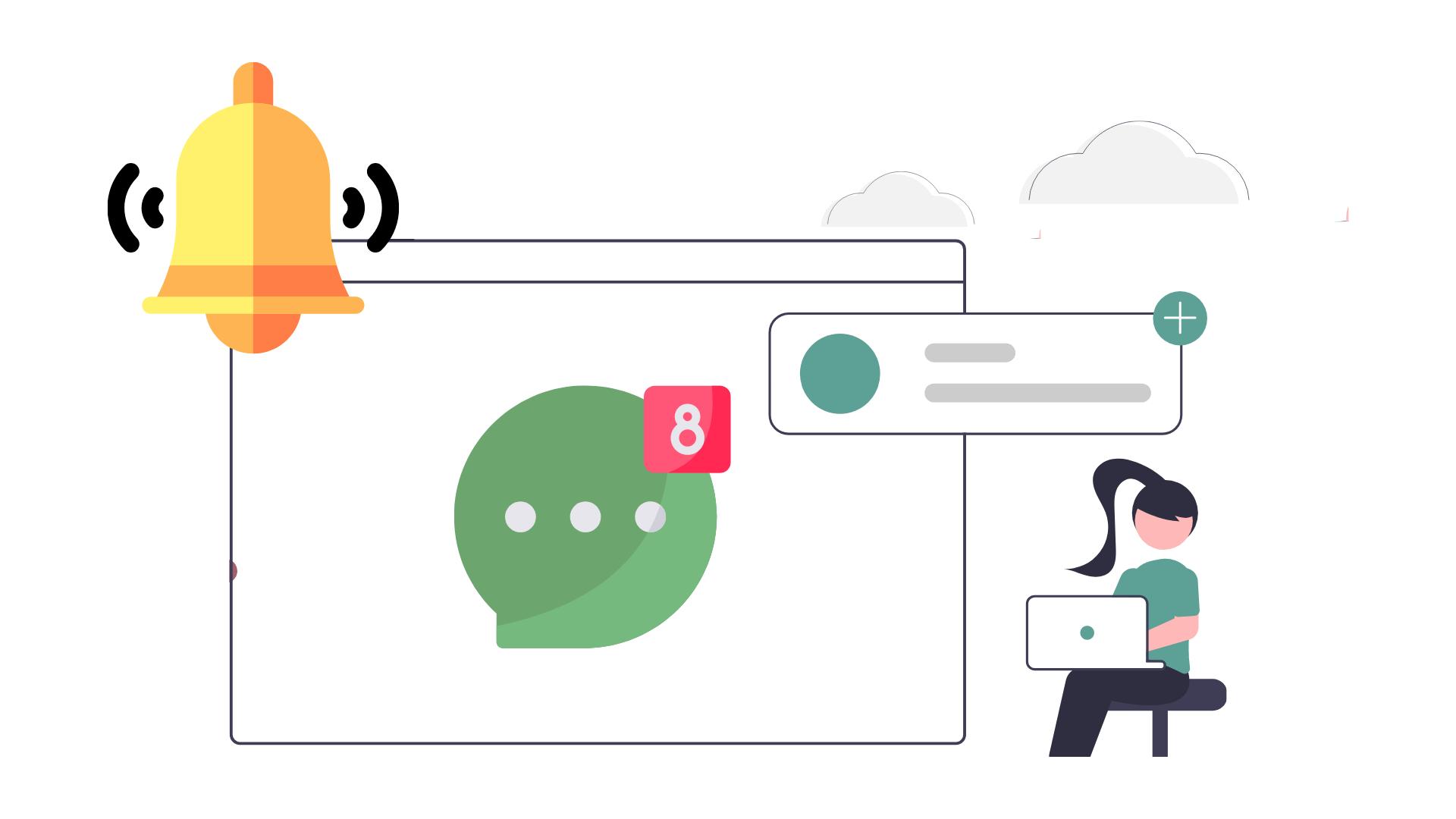 WSChat – ELEX WordPress Live Chat Plugin (Free)   Agent Alerts