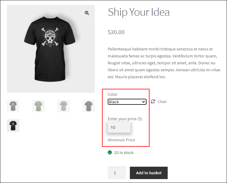 All About Setting Up WooCommerce Custom Price Field |