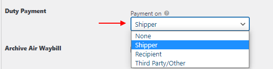 ELEX WooCommerce DHL Plugin Comply with EU Regulations   Duty Payment