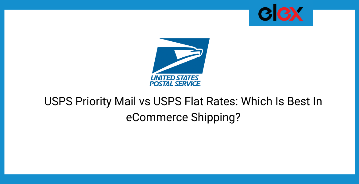 USPS Priority Mail vs USPS Flat Rates