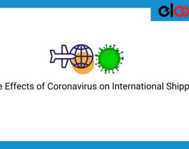 international shipping coronavirus