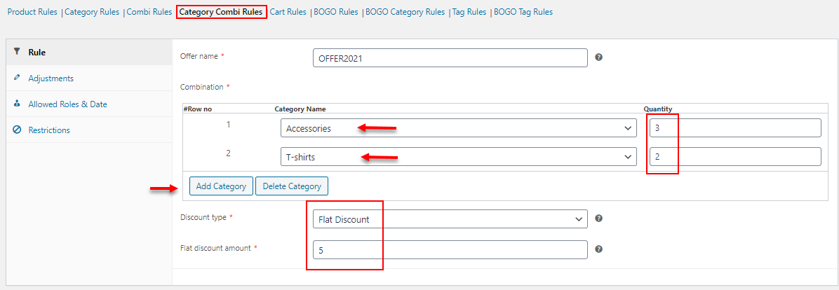 All About Setting Up Dynamic Pricing with Discount Rules for WooCommerce   Category-Combi-Rule-example (1)