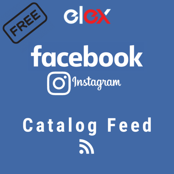 ELEX WooCommerce Catalog Feed for Facebook & Instagram (Free)   Product Image