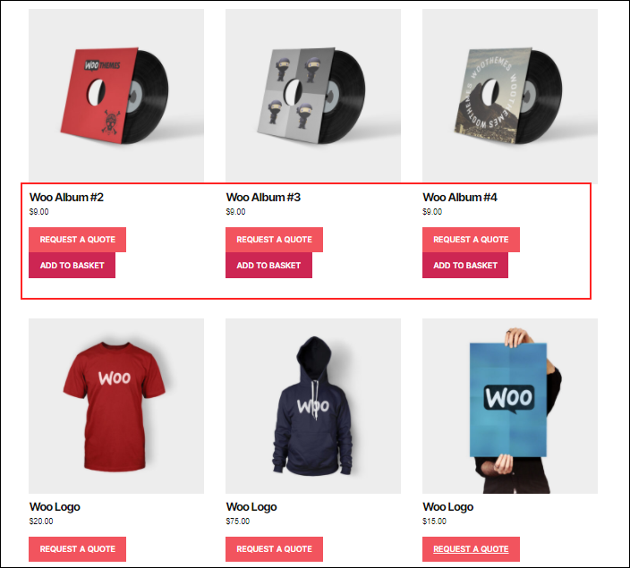 All About WooCommerce Request a Quote Shortcode  