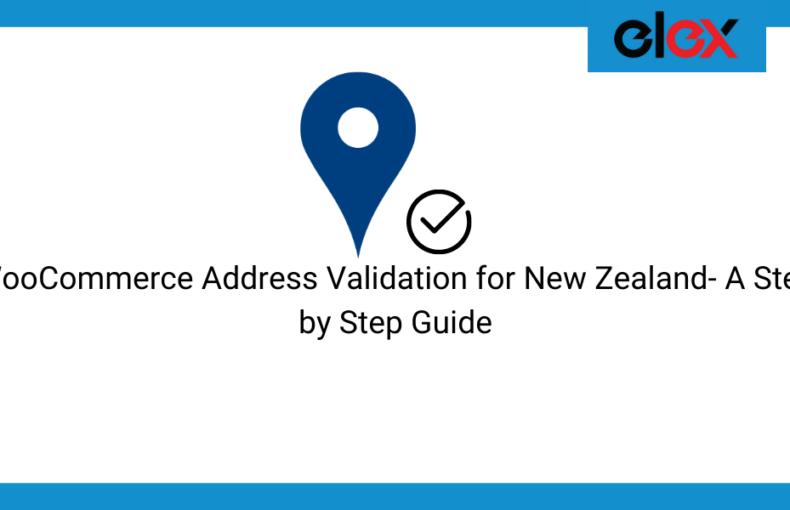 WooCommerce address validation for New Zealand