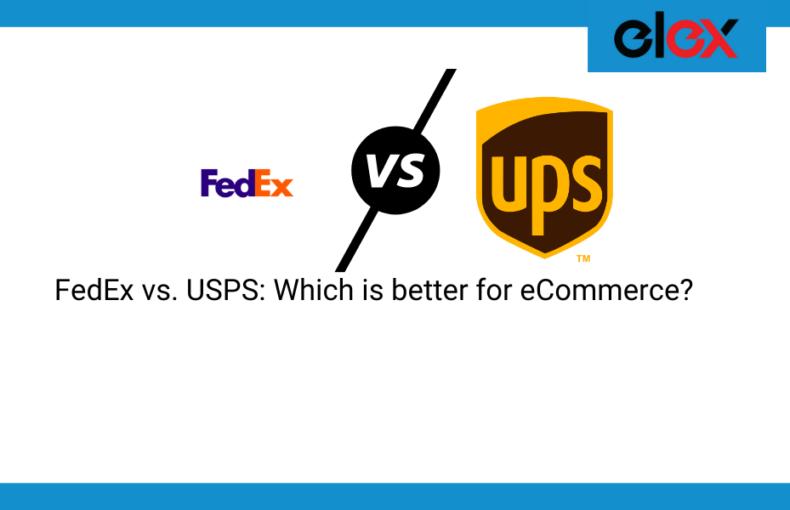 FedEx vs. USPS