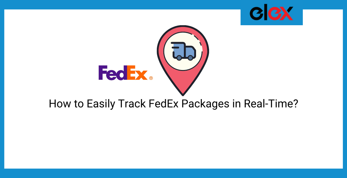 track FedEx packages