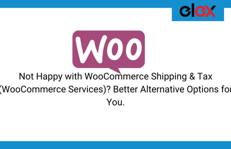 WooCommerce Shipping & Tax