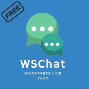 WSChat – ELEX WordPress Live Chat Plugin (Free) | Product Image