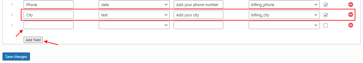 How to Customize Request a Quote Form on Your WordPress WooCommerce Site?   Add a new field