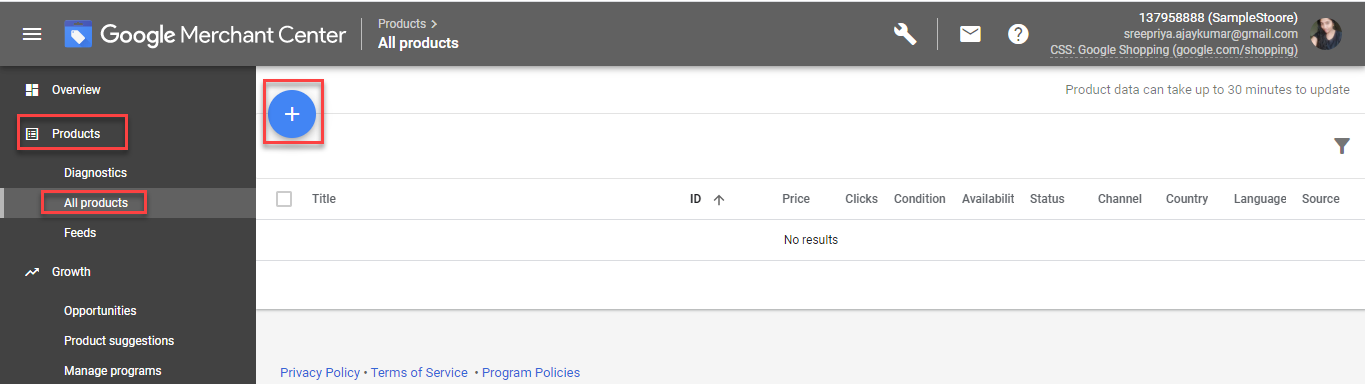How to add WooCommerce Product feed in Google Merchant Center | Adding Product Feeds