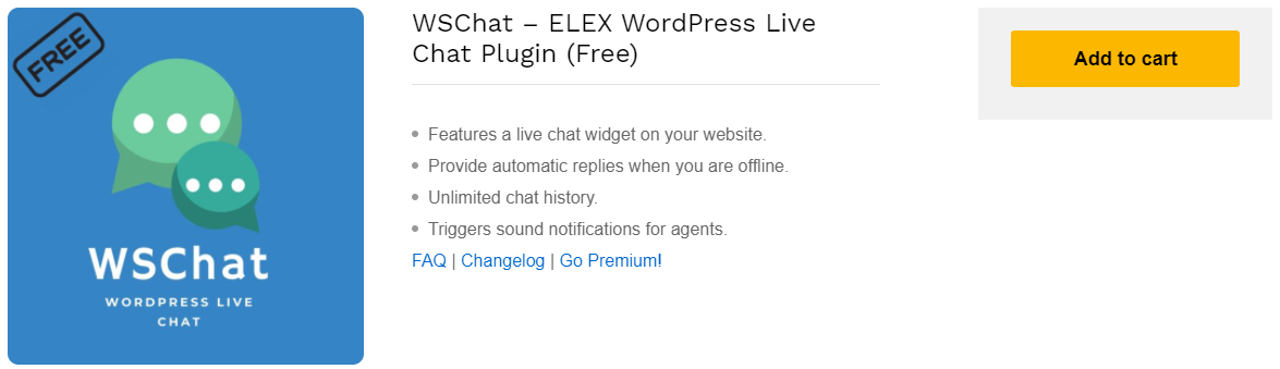 How to Add Free Live Chat in WordPress | WSChat-free-plugin