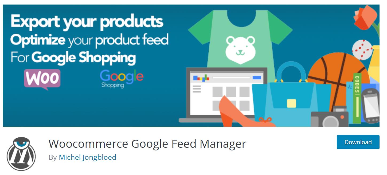 Google Shopping Feed Plugins | WooCommerce Plugins for Google Shopping Feed | WooCommerce Google feed manager