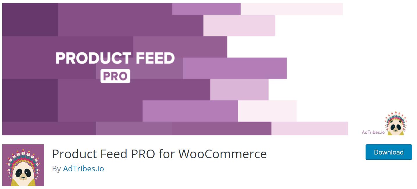 Google Shopping Feed Plugins | WooCommerce Plugins for Google Shopping Feed | Product feed PRO