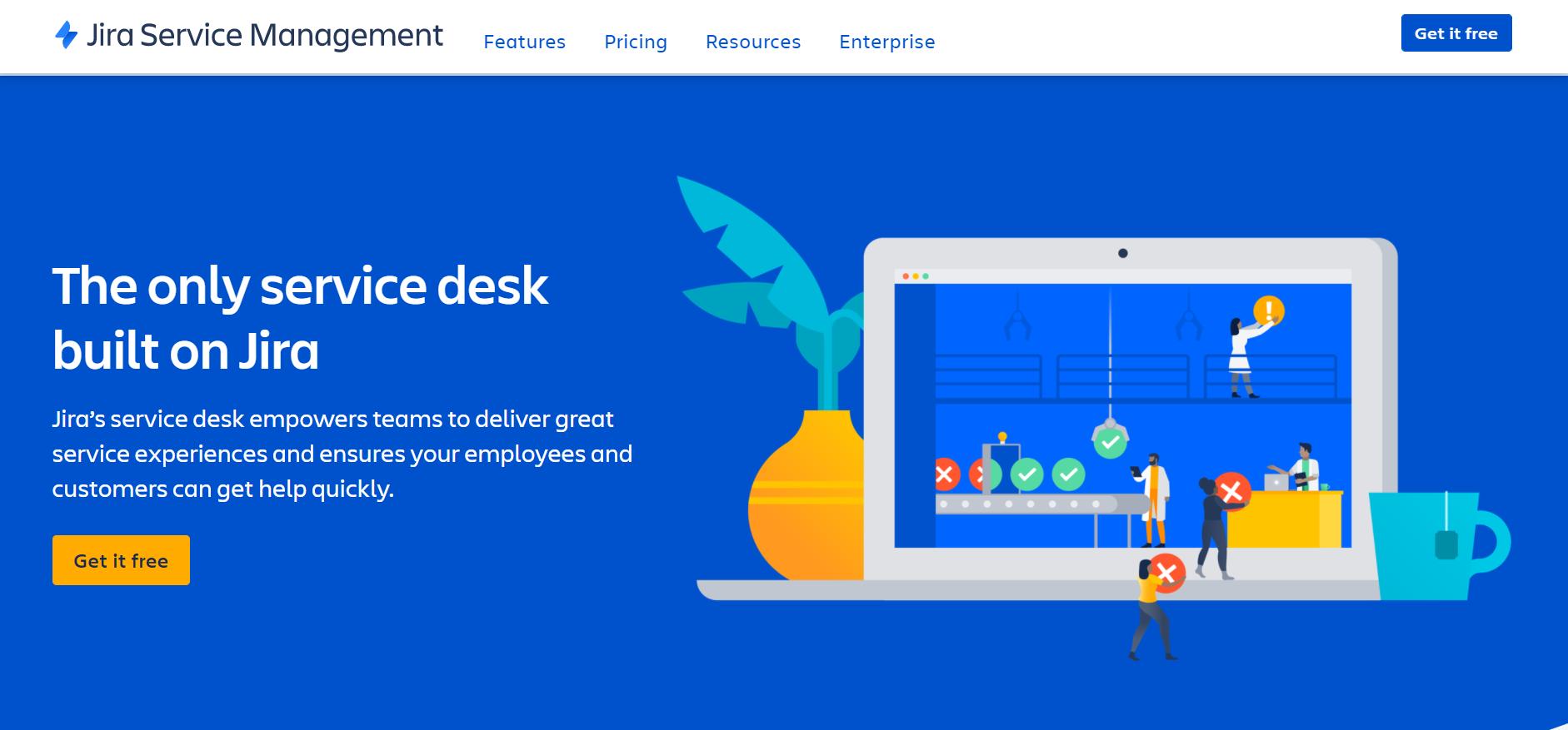 Best Help Desk Ticketing Systems   Jira Service Desk