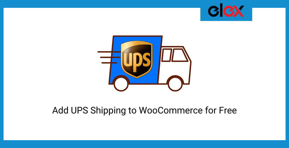 How to Add UPS Shipping to WooCommerce for Free