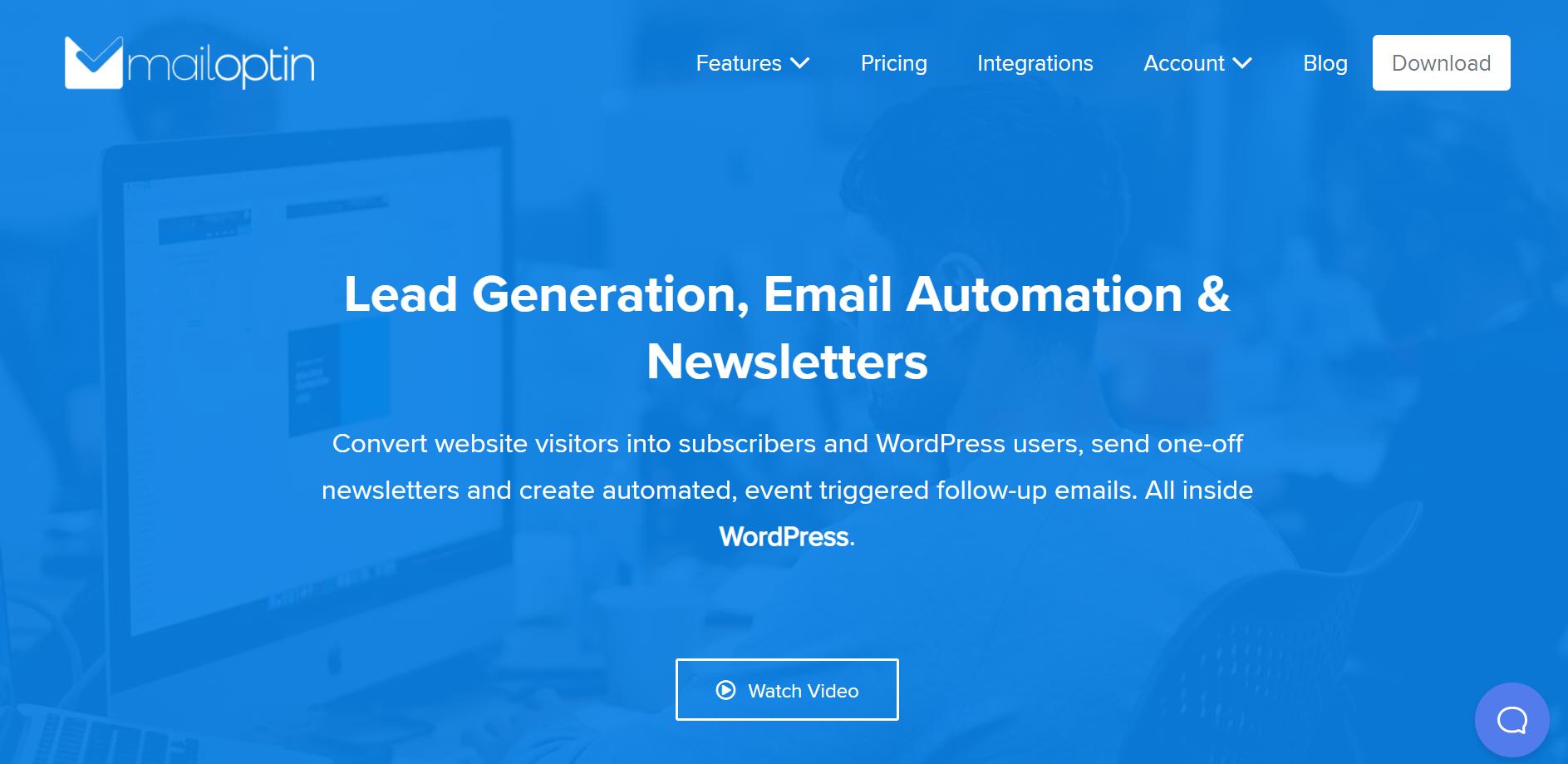Best Free WordPress Popup Plugins   Mailoptin