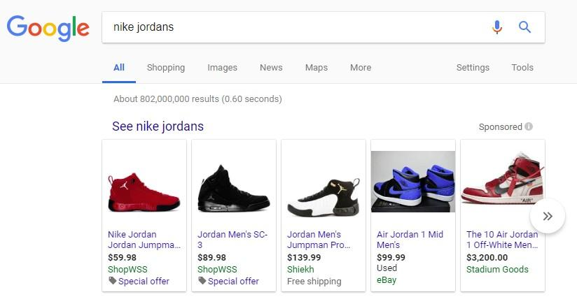 Aspects of a product to optimize for Google Shopping Campaigns